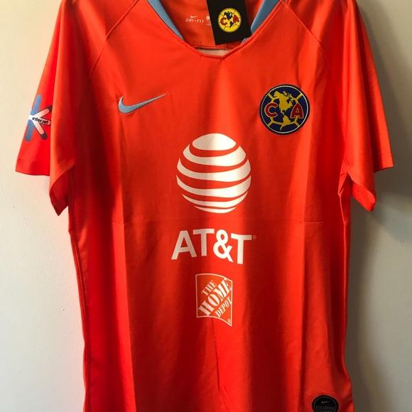 336a3c41c New 2019 Club America Soccer Jersey size L